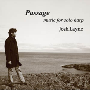 Passage: music for solo harp